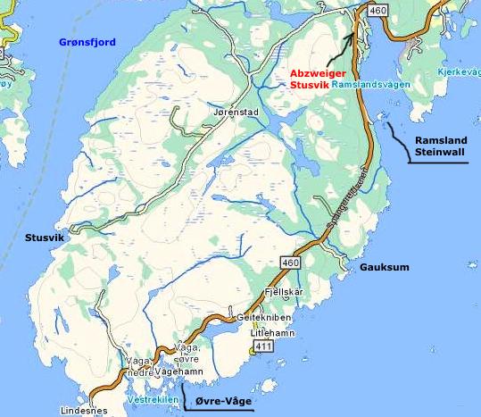 Küstenangeln Lindesnes