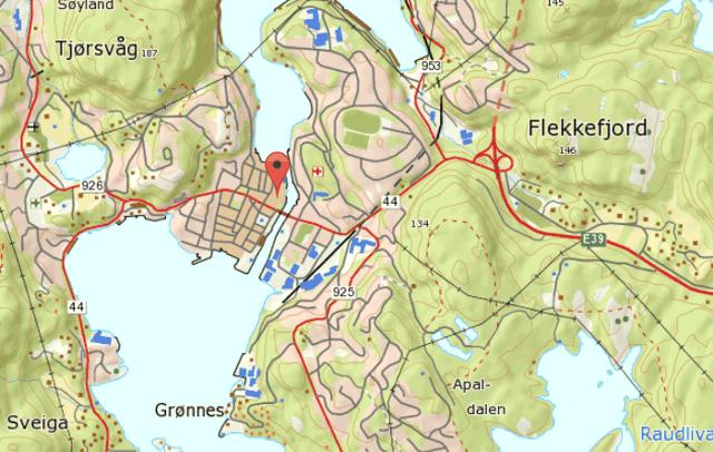 Südnorwegen Reiseführer - Flekkefjord