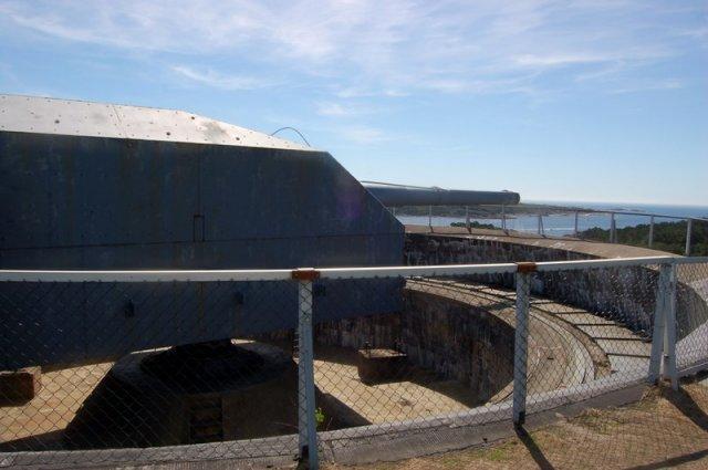 Kanone in Møvik