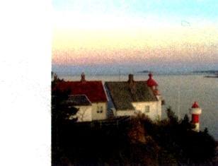 Odderøya Fyr